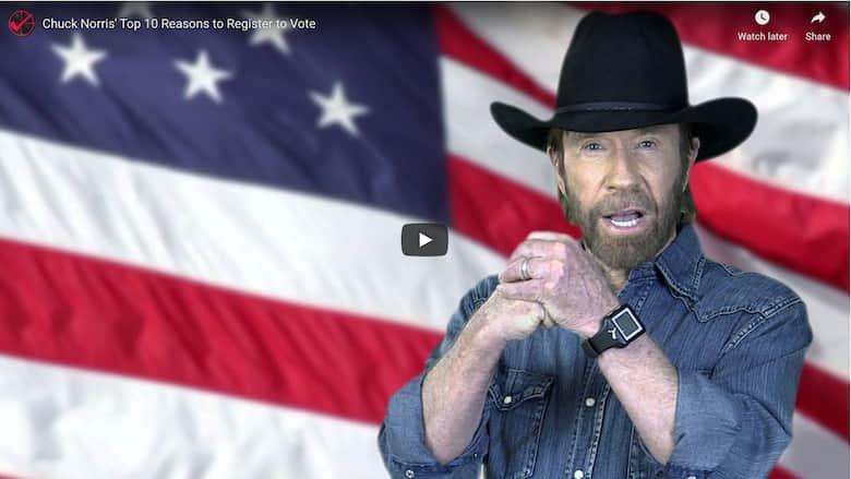 Chuck Norris Top10